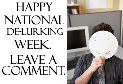 Delurkingweek