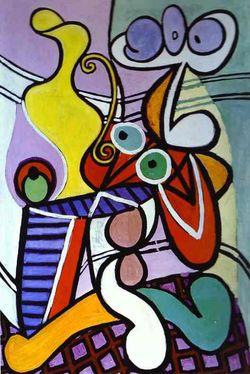 Picassonudeandstilllife