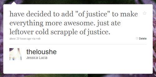 Tweet_justice